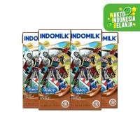 SUSU UHT INDOMILK KIDS CHOCO 190 ML X 4 Pcs