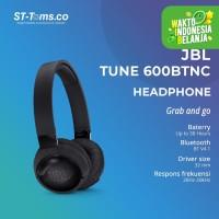 JBL T600BT N.C / T 600 BT NC Wireless On-ear Headphones - Black