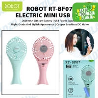 Kipas Angin Listrik Elektrik Vivan Robot RTBF04 Mini USB FAN RT-BF04