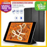 Case iPad Mini 5 2019 Spigen Smart Fold Leather Magnetic Cover Casing