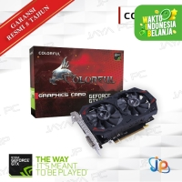 VGA Colorful Geforce GTX 1050 Ti 4GB - 4 GB GDDR5