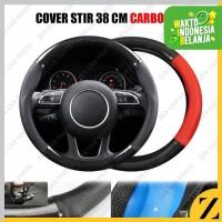 Cover Steer Carbon IMPORT High End Sporty Sport Series SUV SEDAN 38 cm