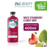 Herbal Essences White Strawberry & Sweet Mint Shampo Kondisioner 400ml