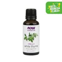 NOW® - White Thyme Essential Oil - 30 ml
