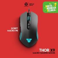 Fantech Gaming Mouse X9 THOR Standart Macro