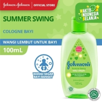 Johnson's Baby Cologne Summer Swing 100ml