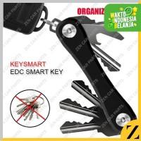 KeySmart Keychain Swiss army Key Holder Organizer EDC gantungan kunci