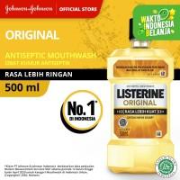 LISTERINE® Original Mouthwash / Obat Kumur 500ml
