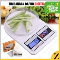 Timbangan Dapur 10kg Digital Kue SF 400 10 kg Kitchen Scale Presisi