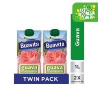 Buavita Juice Jambu 1000ML Twinpack