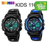 Jam Tangan Pria Anak- Anak Kids Analog SKMEI 1163 Water Resistant 50m