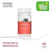 Herbilogy Femi Comfort - Haid 60 kapsul