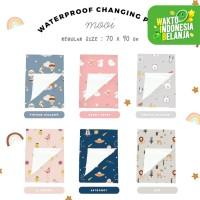Mooi waterproof changing pads perlak anti ompol (REGULAR)