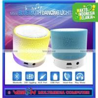 Speaker Bluetooth Mini | Glow Light