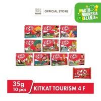 KITKAT Tourism 4F 35g 10pcs