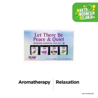 NOW Let There be Peace & Quiet Relaxing Kit Essential oil
