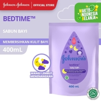 Johnson's Baby Bedtime Bath Refill 400ml