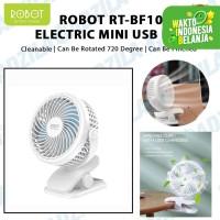 Kipas Angin Listrik Elektrik VIVAN ROBOT RT-BF10 Mini USB FAN Clip-On