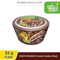 Nestlé KOKO KRUNCH Cereal Combo Pack 4 pcs