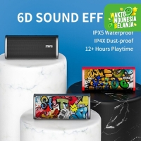 Speaker Bluetooth XiaoMi MiFa A10+ Graffiti HiFi 3D Surround 5.0 TWS