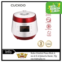 CUCKOO All in One Pressure Rice Cooker CRP-PK1000S