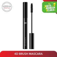 Missha 4D Mascara
