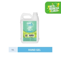 Quick N Fresh Hand Gel 6/5000