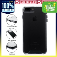 Case iPhone 8 Plus / 7 Plus OCTAGUARD Dual Tough Clear Hybrid Casing