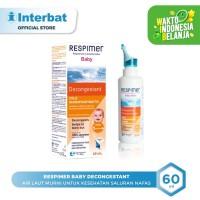 Respimer Baby Decongestant Semprot Hidung - 60ml