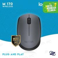 Logitech Wireless Optical Mouse M170 - L066