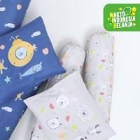 SARUNG bantal guling set bayi printing Mooi