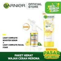 Garnier Serum Light Complete Booster Package 3