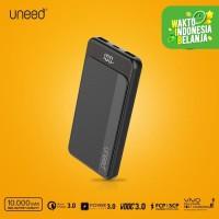 UNEED QuickBox 108 Powerbank 10000mAh VOOC 3.0, QC 3.0,PD 3.0, Samsung