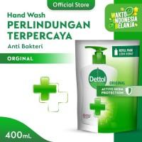 Dettol Hand Wash Original 400ml Pouch