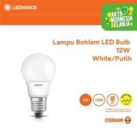 Osram Lampu Bohlam LED 12 Watt Pengganti Bohlam Pijar 90 Watt - Putih