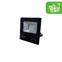 Lampu Sorot LED 20W Flood Light 20 W Tembak Outdoor 20 Watt