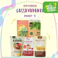 Paket Oktober Cassavadabra 3