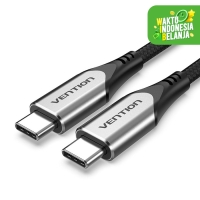 Vention Kabel Data USB Type C Thunderbolt 3 PD Power Delivery M to M