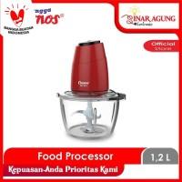 Cosmos FP-313 - Food Processor 1.2 L GARANSI RESMI