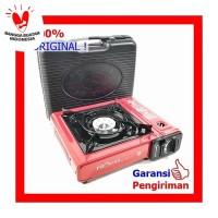 Kompor Gas Portable Progas 2in1