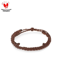 Gelang Tali Braided CHOCO TuTu and Co.