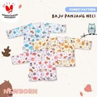 Blessing babywear-baju bayi tangan panjang newborn-0-3 bulan-f-adw