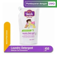 SLEEK Baby Laundry Detergent Refill 450 ml
