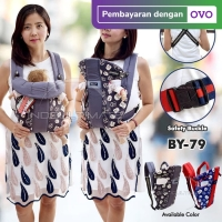 Gendongan Bayi Gendongan Hipseat Bayi Gendongan Depan Baby BY-79