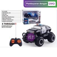 RC Mobil Mini Car SUV Polisi - Mainan Mobil Remote control