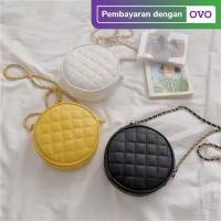 Bag2bag new bag tas slempang wanita kulit rantai trendy