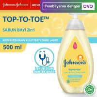 Johnson's Baby Top-to-Toe Wash 500ml