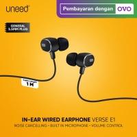 UNEED In-Ear Earphone / Headphone / Headset with Microphone - UEP111