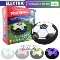 Mainan Anak Olahraga Electric Air Floating Football Light Sport Game