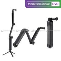 3-Way Grip-Arm-Tripod for SJCAM SJ4000/SJ5000 & GOPRO 4/3+/3 XIAOMI YI